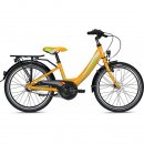 Falter Kinder-/Jugendfahrrad FX 203 ND Wave  20 Orange 17