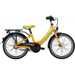 Falter Kinder-/Jugendfahrrad FX 203 ND Wave  20 Orange 16/`17